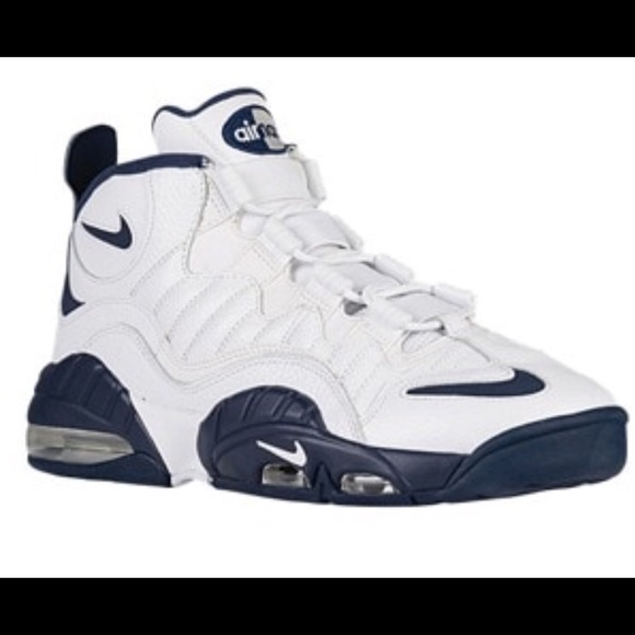 Nike Air Max Sensation Chris Weber NavyWhite